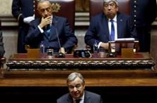 Guterres saúda ajuda de Portugal na caminhada para liderar ONU
