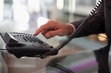 Telefonista de instituto público fez 450 mil euros em chamadas pessoais