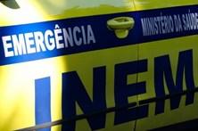 Um morto e quatro feridos em despiste no IC1