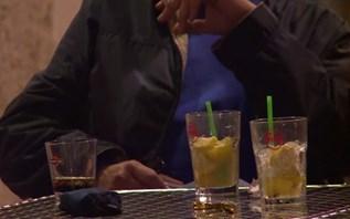 Cadastrado droga bebida para roubar