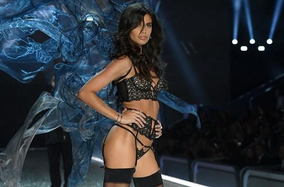 Sara Sampaio é o anjo mais 'pobre'