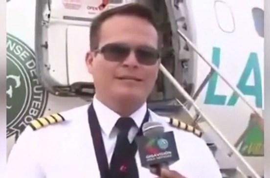 Piloto tinha mandado de prisão na Bolívia