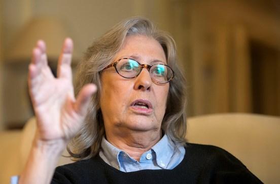 """Maria Filomena Mónica: """"Espero que se indignem"""""""