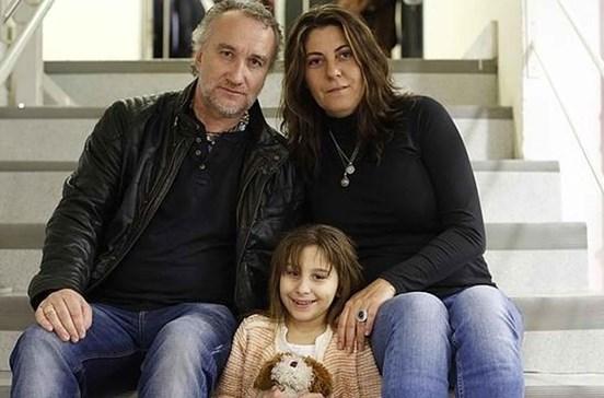 Pai de menina com doença rara quis fugir à detenção