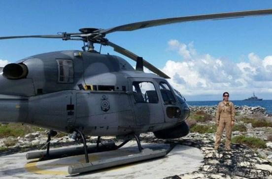 Cinco sobreviventes em queda de helicóptero militar colombiano