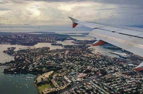 Voos comerciais entre Austrália e Europa sem escalas em 2018