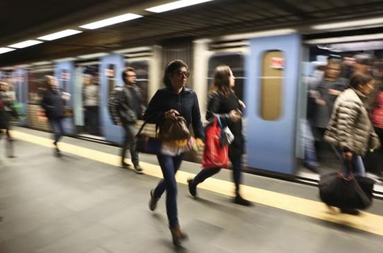 Desde 1975 que o Metro de Lisboa não tinha tão poucos trabalhadores