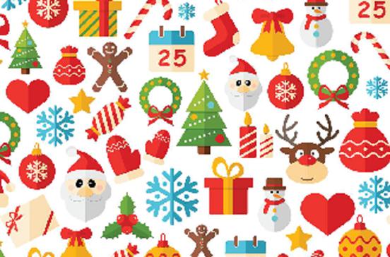 Prendas de Natal até 20 euros para todos os gostos