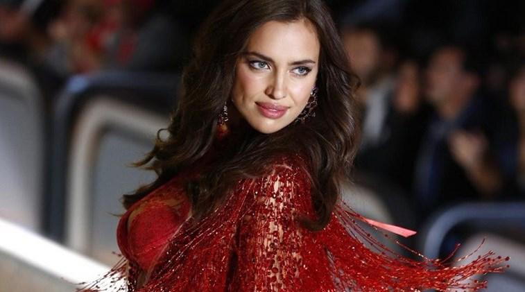 Irina Shayk grávida de três meses