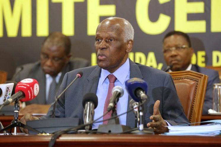 Angola: José Eduardo dos Santos com saúde agravado 23 Julho 2017