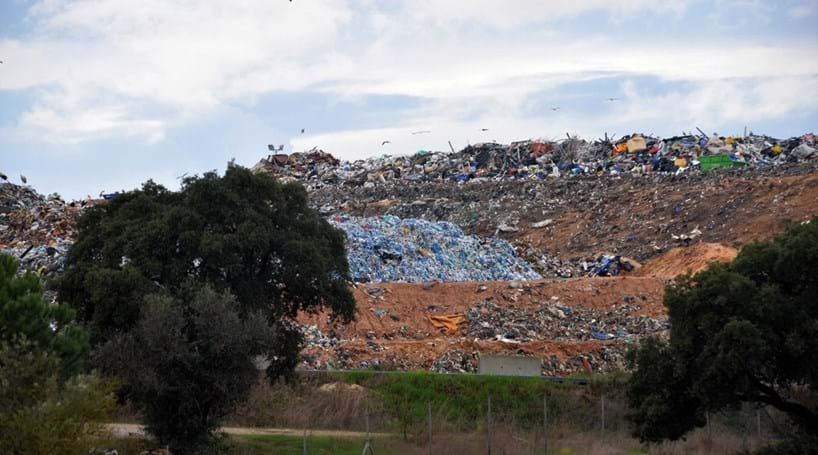 CITRI tem lixo perigoso às portas de Setúbal