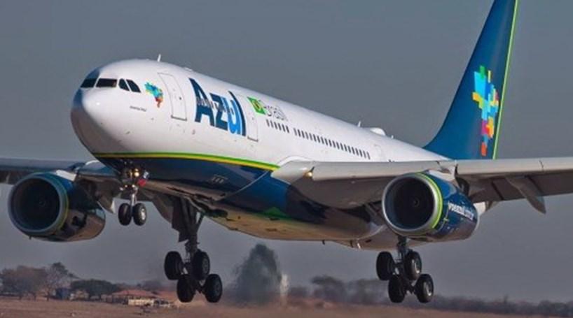 Avião brasileiro aterra de emergência em Lisboa