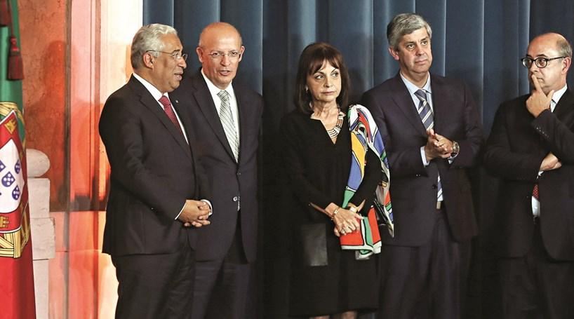 Presidente leva Costa a repreender ministros
