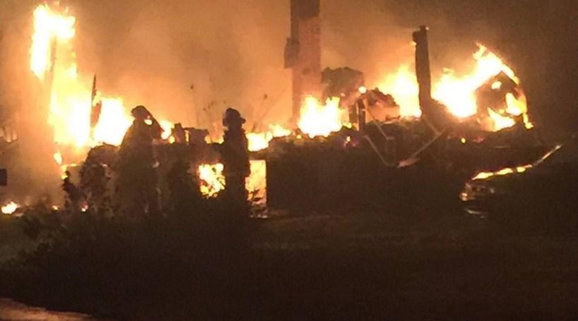 Pelo menos sete mortos em incêndios no Tennessee