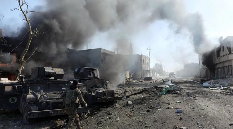 Táticas do Daesh na Europa podem incluir carros-bomba