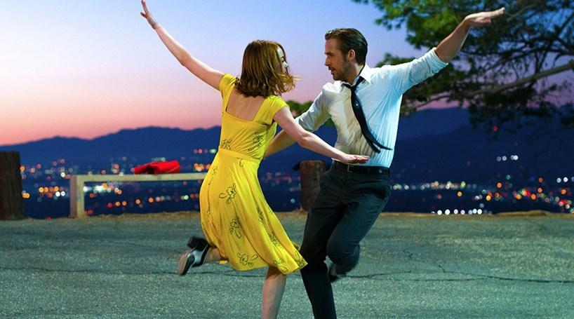 """""""La La Land"""" lidera nomeações para prémios BAFTA"""