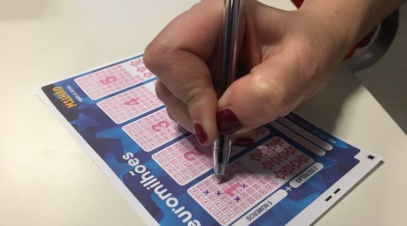 Euromilhões: Sexta-feira há um 'jackpot' de 36 milhões de euros
