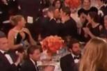 Atores em beijo gay nos Globos de Ouro
