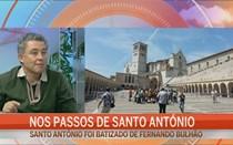 'Nos Passos de Santo António'