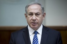 "Benjamin Netanyahu felicita o ""amigo"" Donald Trump"