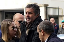 Pedro Dias dá ADN mas recusa autógrafo