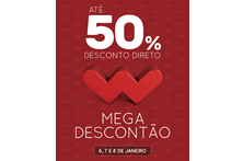 Worten lança primeiro mega descontão do ano com descontos diretos até 50%