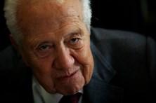 Parlamento Europeu vai ter sala com o nome de Mário Soares