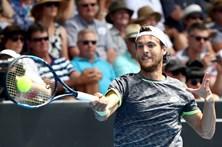 João Sousa eliminado do Open da Austrália