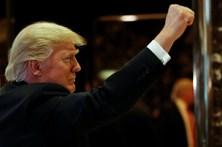 Popularidade de Trump é a mais baixa de um Presidente em 40 anos