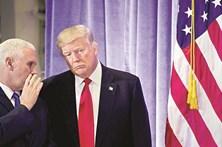 Trump admite retirar sanções a Moscovo