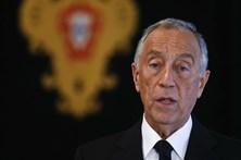 """Presidente da República lamenta """"trágicos acontecimentos"""" em Itália"""
