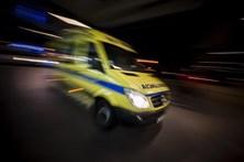Acidente na A11 faz um morto e um ferido grave