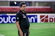 Polícia encontra treinador do Atlético Goianiense