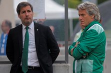 Bruno de Carvalho assume culpa pelo momento do Sporting