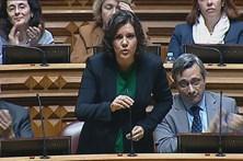 Cristas ataca Costa no Parlamento