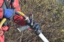 Fogo na Serra do Alvão mobiliza 72 bombeiros