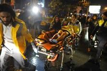 Autor de ataque da passagem de ano planeou massacre na praça de Taksim