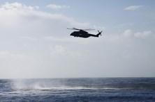 Dupla evacuação médica em navio