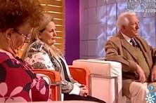 Mulher adormece em direto num programa de televisão