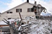 Sismos no centro de Itália sem registo de feridos