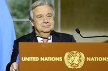 """Guterres diz que consequências da Síria """"tornaram-se demasiado perigosas"""""""