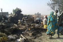 Ataque aéreo por engano na Nigéria causou 70 mortos