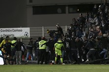 Vitória de Guimarães apura-se para as meias-finais da Taça