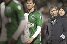 Bruno de Carvalho culpa jogadores pelos maus resultados