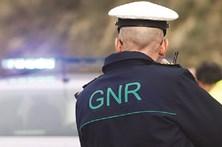 GNR atropelado em 'Operação Stop'