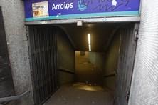 Obras na estação de metro de Arroios vão custar 4,6 milhões de euros