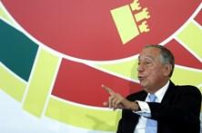 Marcelo admite que défice possa ficar nos 2,2% do PIB