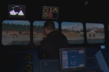 Marinha tem novo simulador
