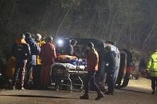Espetador morre após acidente no rali de Monte Carlo