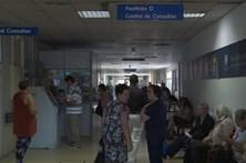 Greve dos trabalhadores da saúde com adesão de 100% em vários hospitais